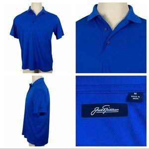 Brand New Jack Nicklaus Blue Golf Polo Medium